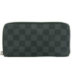 Louis Vuitton Damier graphite Vasco mens wallet